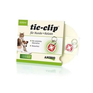 Tic-clip Hund