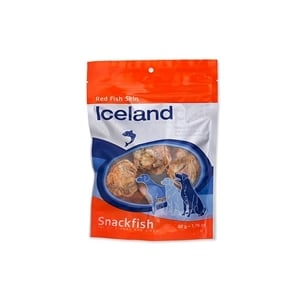 Iceland Pet Food snackfish fiskeskin