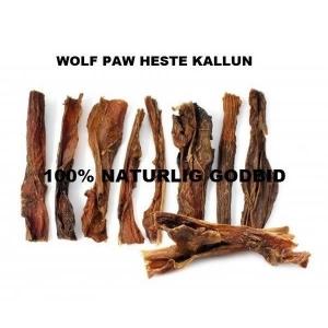 Wolf paw hest
