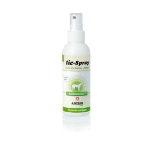 Anibio tic-spray flåt spray til hund