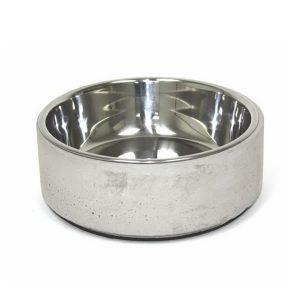 hundeskål i beton