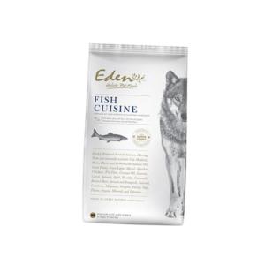 Eden hundefoder med fisk