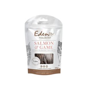 Eden salmon og game