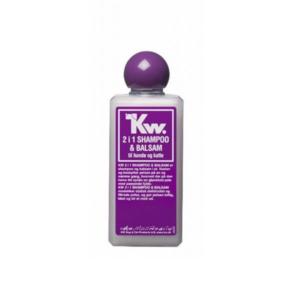 KW 2 i 1 shampoo og balsam