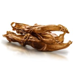 tørret kaninkød